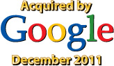 Acquired by Google