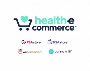 Health e Commerce Logo