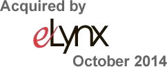 Acquired by eLynx, Ltd. October 2014